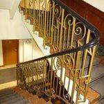 Quaint staircase