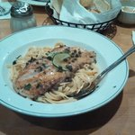 The best red snapper piccata ever!