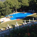 Residence adult only pool