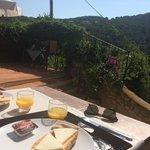 Desayuno/Terraza