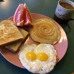 Breakfast included? Yes please!!!