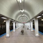 Chicago's red line downtown