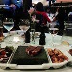 amazing stone steak!