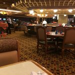 Buffet and cafe, was great