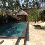 Villa type at Kura-Kura Resort, Karimun Jawa, Indonesia