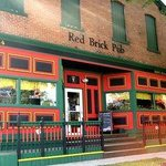 Red Brick Pub