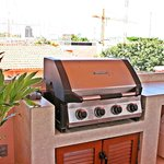 BBQ areas for private roof tops and all guests