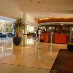 HALL DO HOTEL...LINDO!