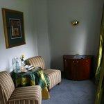 room 110 - sitting area
