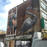 Alternative London Walking Tour - Roa - March 2014