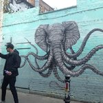 Alternative London Walking Tour - March 2014