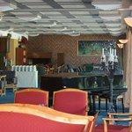 coffee/piano lounge