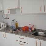 Photo de Apartments El Sorrall