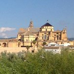 The Mezquita from the other side of the Guadalquivir
