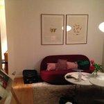 Spacious cozy room
