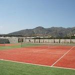 tennis du club