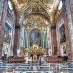 Basilica S. Maria degli Angeli e dei Martiri - Interior
