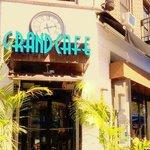 Grand Cafe outside