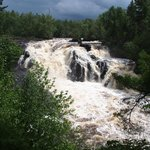 This the falls we went to. Must drive there than walk, Beautiful trail.