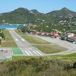 Gustavia airstrip
