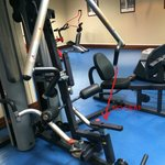 The only multi-exercise machine with no seat