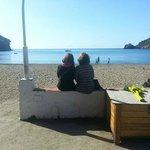 Amazing views in Cala Montjoi