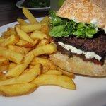 Elk burger - Best burger I ever tasted