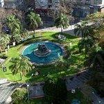 Vista Panoramica Plaza Fabini