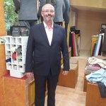 semi slim fit suit
