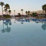 Aegean blue (pools area)
