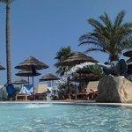 Aegean blue (little children's pool !!!)