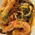Aegean Blue (La Trattoria) spaghetti!!