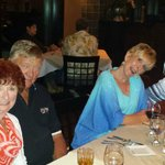 Friends having fun at Blue Bayou!