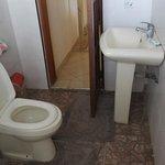 Nice wash room