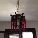 lampadario stile cinese