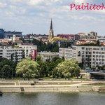 Novi Sad vista dalla fortezza