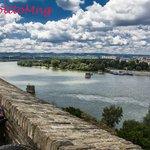 il Danubio visto dalla fortezza