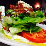 BLT with local tomatoes