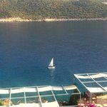 Foto de Korsan Ada Hotel