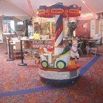 Entertainment centre