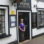 Carol welcomes you to The Weavers
