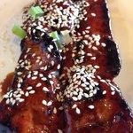 1 pc BBQ pork stick ($3)