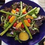 Quinoa Orange Salad