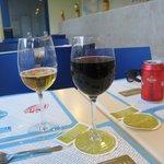 1 eur per glass
