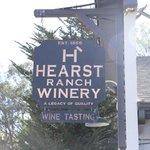 Winery in San Simeon