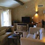 Room 302 - Living room