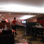 Restaurant....Mr.Vikram's service is indeed memorable