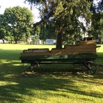 The Old time Wagon