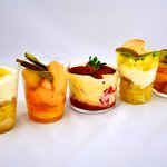 Un assortiment de nos desserts