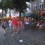Favourite area for celebrations